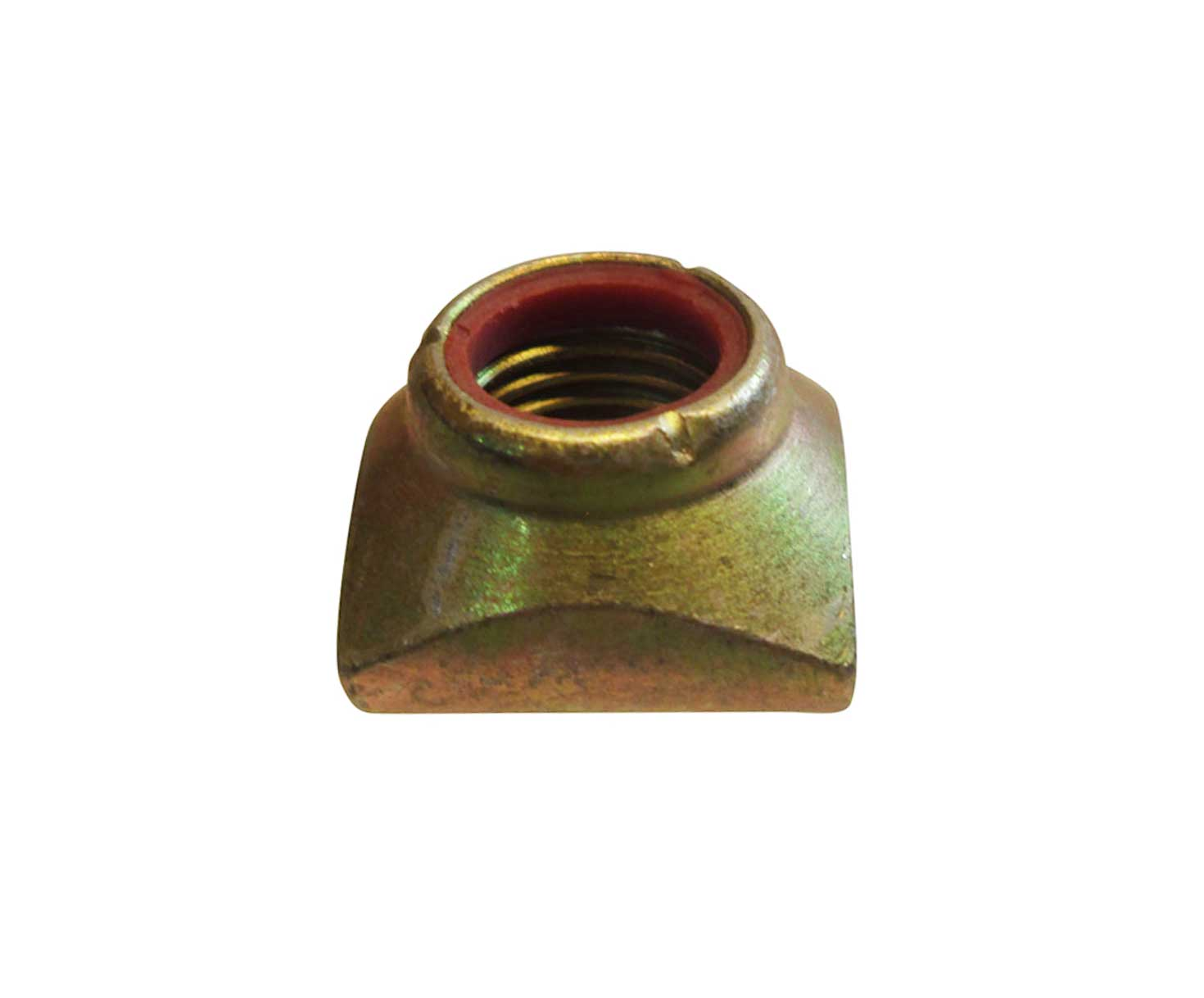Brass Nut Plyisty Wear Resistant Embedded Nut 170pcs Nut High Hardness for Industry Corresponding Screws Home