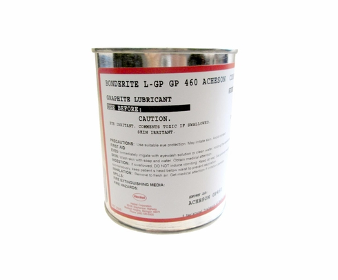 Henkel Acheson GP 460 Anti-Seize Thread Compound - Pint Can