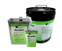 Kent® Acrysol Paint Preparation & Auto Body Solvent