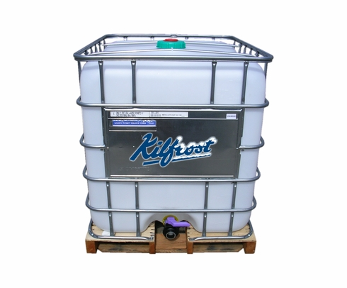 """Kilfrost DF Plus (88-63) Diluted """"Ready-to-Use"""" SAE/ISO Type I De-Icing Fluid - 275 Gallon Tote"""