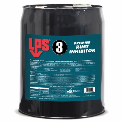 LPS 00305 LPS 3� Premier Rust Inhibitor - 5 Gallon Steel Pail