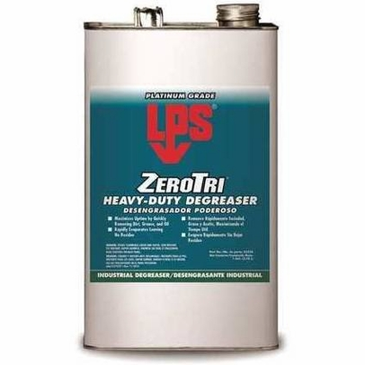 LPS� 03528 ZeroTri Clear Heavy-Duty Degreaser - Gallon Steel Can