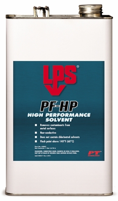 LPS� 62001 PF-HP� Clear High Performance Solvent Degreaser - 3.78 Liter (Gallon) Steel Can