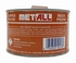 Met-All BC-10 Brass & Copper Polish - 16 oz Can