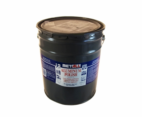 Met-All TC-P Aluminum & Stainless Polish - 45 lb Pail