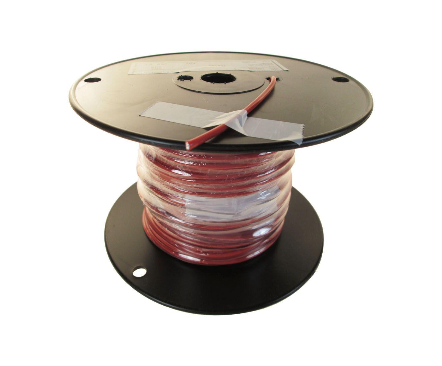 Military Specification M22759/16-12-2 Red 12 AWG PTFE Tapes/Coated ...