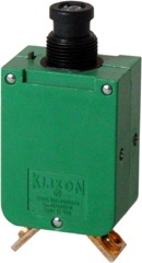 Military Standard MS25244-5 Circuit Breaker - 5 AMP