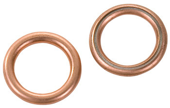 Military Standard MS35769-2 Copper Crush Gasket