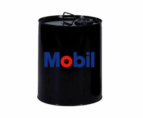 Exxon Mobil Aero HF Red MIL-PRF-5606H Amendment 3 Spec Aviation Hydraulic Fluid - 5 Gallon Pail