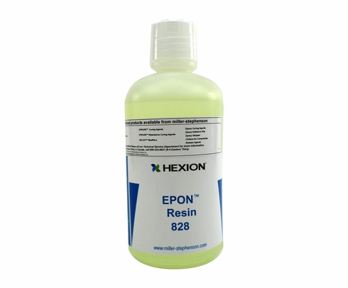 Hexion EPON 828 Undiluted Clear Epoxy Resin - Adhesive