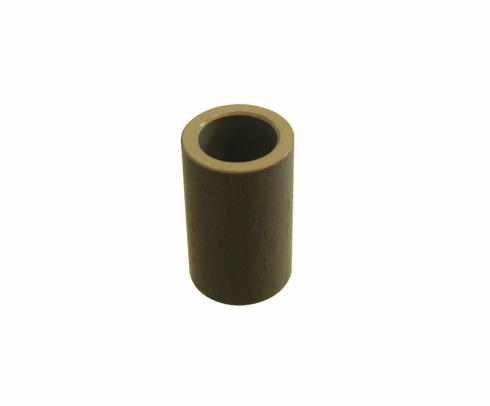 National Aerospace Standard NAS43DD4-12N Aluminum Gray Anodized Film Finish Spacer, Sleeve