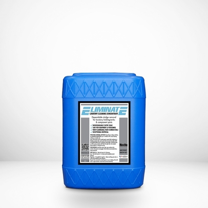 Nuvite PC22015GL Eliminate Concentrated Aircraft Holding Tank Sludge Cleaning Fluid - 5 Gallon Pail