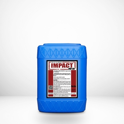 Nuvite PC22615GL Impact HD III Gel-Based Biodegradable Aircraft Heavy-Duty Degreaser & Cleaner - 5 Gallon Pail