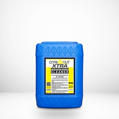Nuvite PC23065GL CitriCut Xtra Concentrate Citrus-Based Biodegradable Heavy-Duty Aircraft Wetwash - 5 Gallon Pail