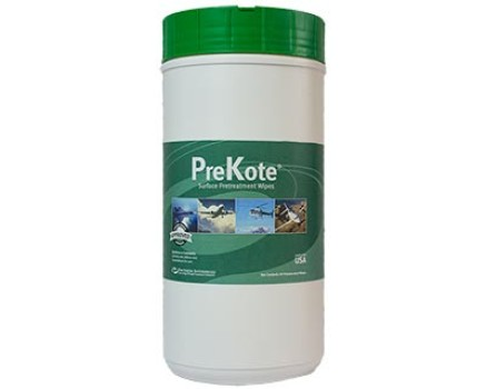 Pantheon 065-1081 PreKote� Pretreatment Wipe Canister Only