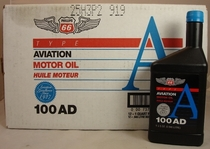 Phillips 66® Aviation 100AD SAE 50 Aircraft Engine Oil