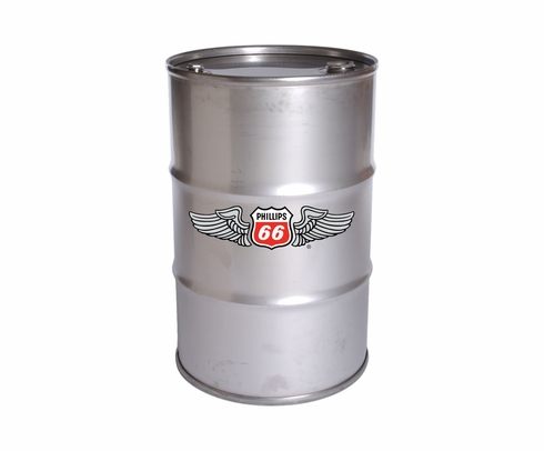 Phillips 66� X/C� Red MIL-PRF-5606H Spec Aviation Hydraulic Fluid - 55 Gallon (208 Liter) Drum