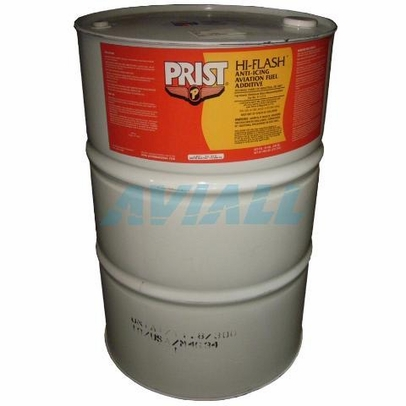 Prist� 35737 HI-FLASH HI-FLO Anti-Icing Aviation Fuel Additive - 55 Gallon Drum