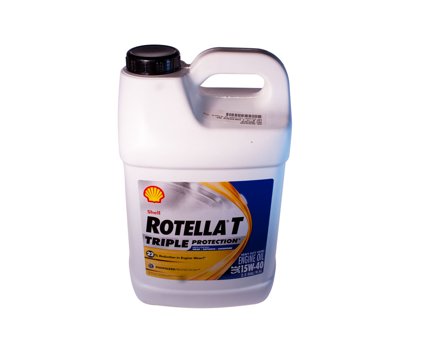 Shell Rotella T4 >> Shell Rotella T4 Triple Protection 15w 40 Ck 4 Heavy Duty Diesel Engine Oil Gallon Jug