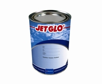 Sherwin-Williams U10128 JET GLO Polyester Urethane Topcoat Paint Blue - Quart