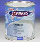 Sherwin-Williams Z08022 Orange BAC2226 Jet Glo Express Aircraft Paint - Quart Kit