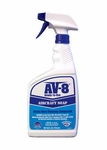 "Spray Nine 88824 AV-8 ""Ready-To-Use"" Heavy-Duty Aircraft Cleaning Soap - 24 oz Trigger-Spray Bottle"
