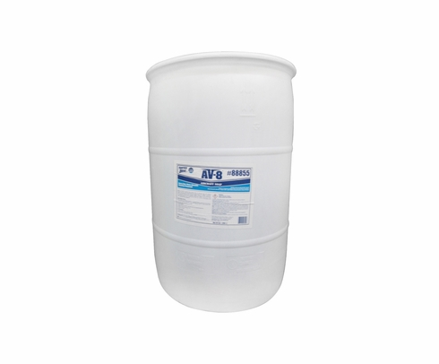 ITW Spray Nine® 88855 AV-8® Clear Heavy-Duty Concentrate Aircraft Cleaning Soap - 55 Gallon Drum