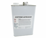 ASTM International ASTM-D329 Acetone Intermediate Solvent - Gallon Can