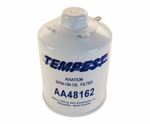 Tempest AA48162 Airplane Oil Filter - No Box
