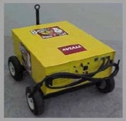 The Bumble Bee 28.5 DC/110VAC Battery Start Cart
