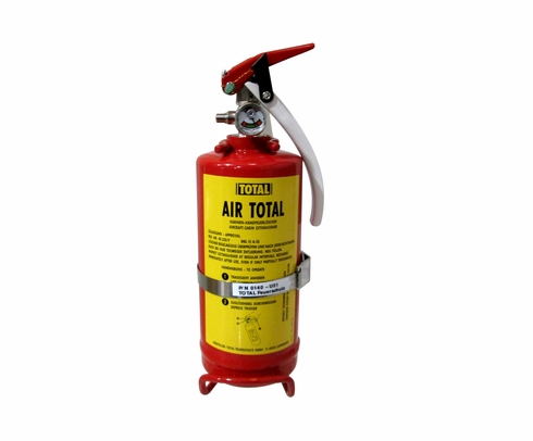 AIR TOTAL 74-20 Halon 1,2 Portable Fire Extinguisher