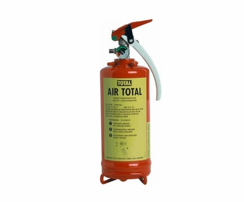 AIR TOTAL 76-00 Halon 2,5 Portable Fire Extinguisher