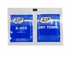 Zip Chem 001938 Calla X-405 EPA DfE Approved Aircraft Glass & Transparency Cleaner - 8 Gram Wet/Dry Pack
