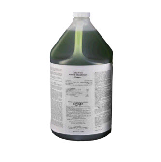 Zip Chem 009450 Calla 1452 Concentrate General-Purpose Neutral Disinfectant Cleaner - Gallon Jug