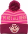 Alice in Wonderland I'm Not All Here Pom Beanie