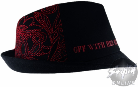 Alice in Wonderland Off Head Hat