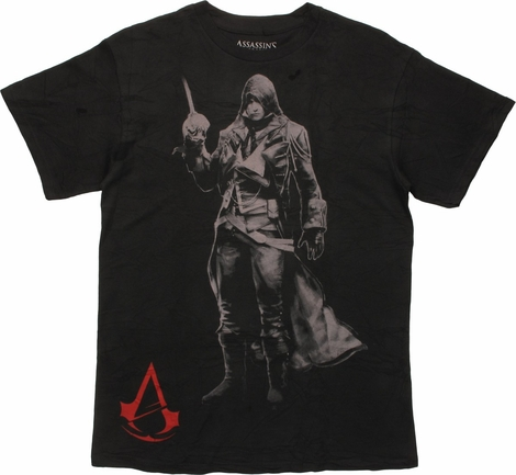 Assassin's Creed Unity Arno Victor Dorian T-Shirt