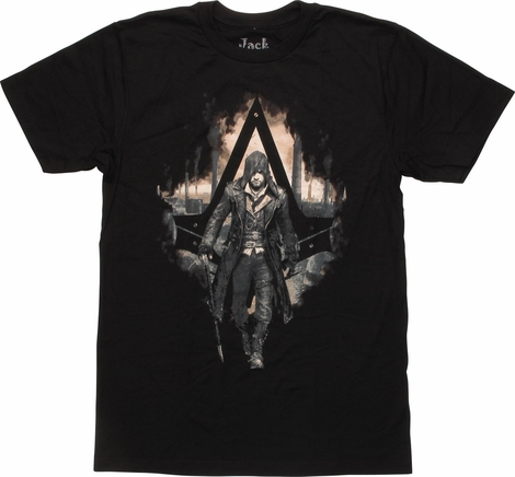 Assassins Creed Syndicate Jacob City T-Shirt