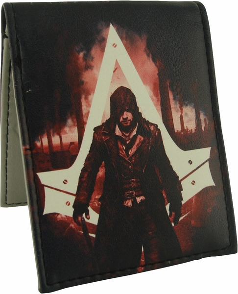 Assassins Creed Synidcate Character Bi Fold Wallet