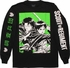 Attack on Titan Eren and Levi Long Sleeve T-Shirt