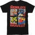 Avengers World's Bravest T-Shirt