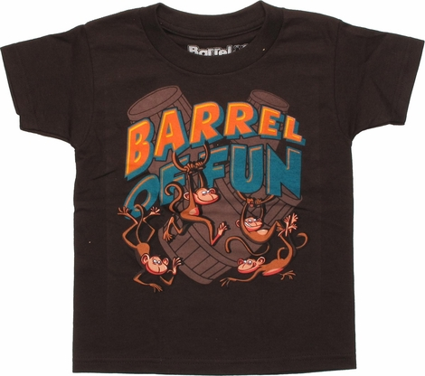 Barrel of Monkeys Fun Toddler T-Shirt