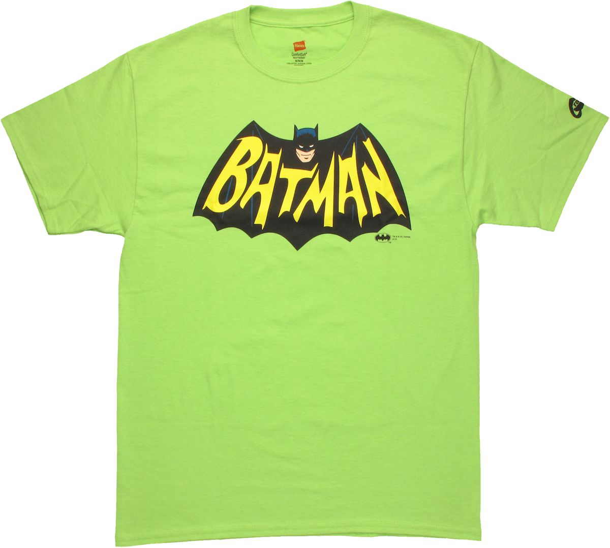 batman 39 66 logo t shirt