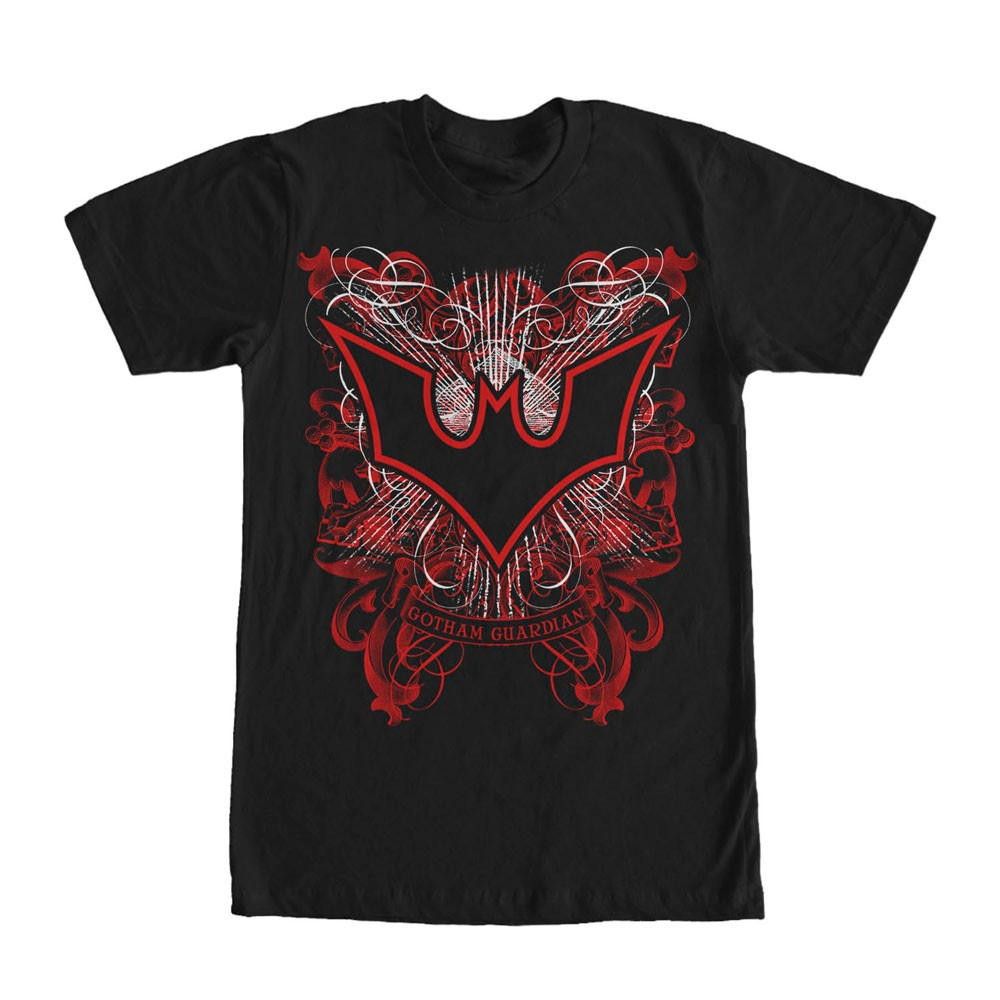batman beyond guardian t shirt. Black Bedroom Furniture Sets. Home Design Ideas