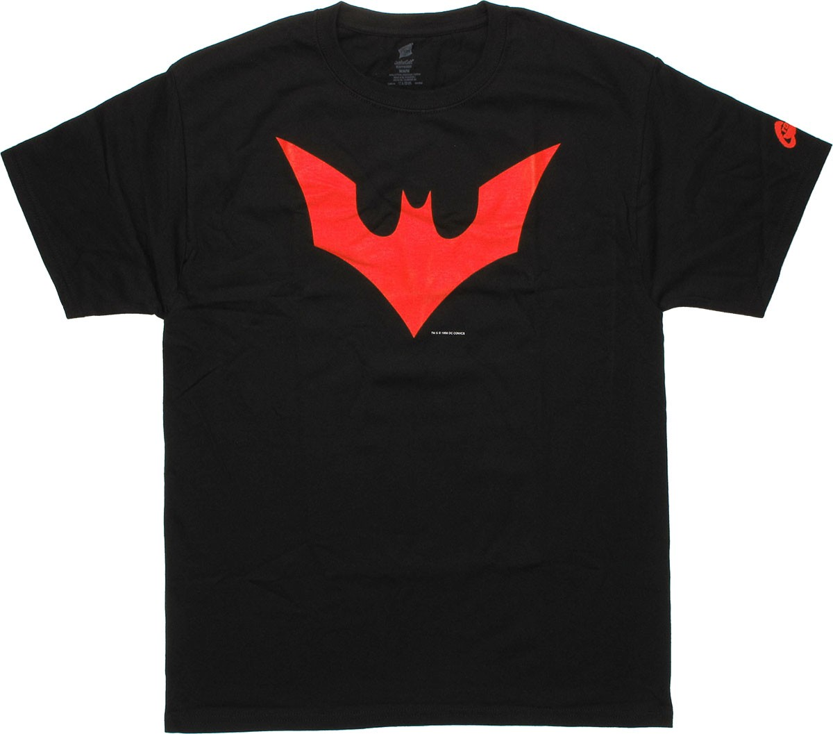 batman beyond t shirt. Black Bedroom Furniture Sets. Home Design Ideas