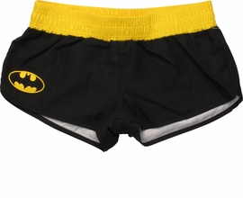 Batman Embroidered Logo Ladies Boardshorts