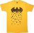 Batman Lego Logo Crumbling Bricks T-Shirt