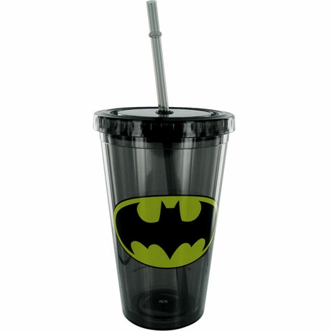 Batman Plastic Travel Cup