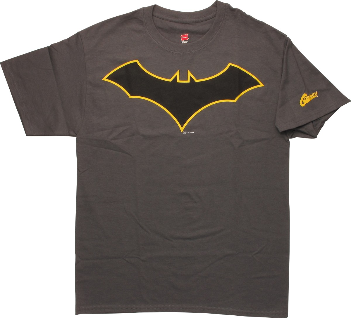 batman rebirth logo t shirt. Black Bedroom Furniture Sets. Home Design Ideas