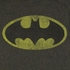 Batman Vintage Classic Logo T Shirt Sheer